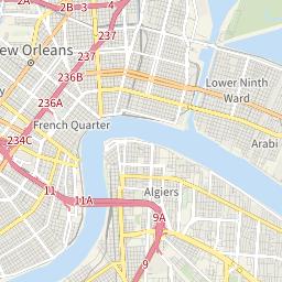 Fernbus Houston - New Orleans ab 8,50 € → FlixBus
