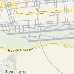 Fernbus Paris Flughafen Charles De Gaulle Ab 099