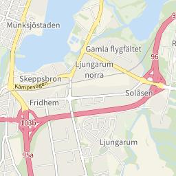 avstånd stockholm jönköping